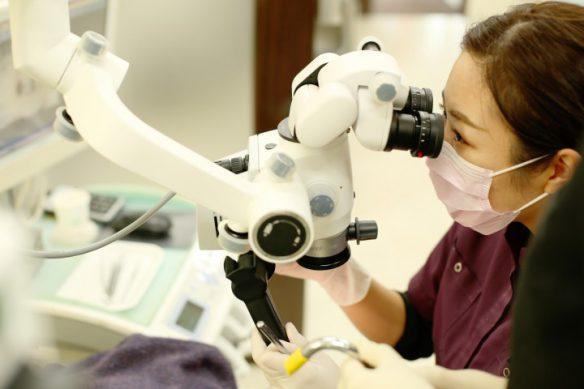 最新設備を使用した治療を学べます。