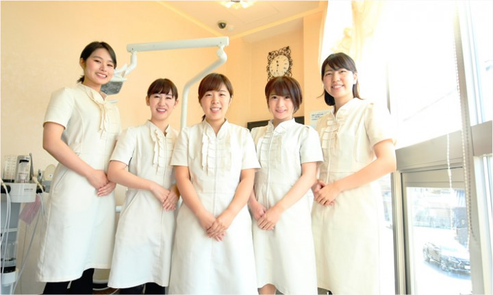 歯科衛生士(2021年度の採用は終了しました。)